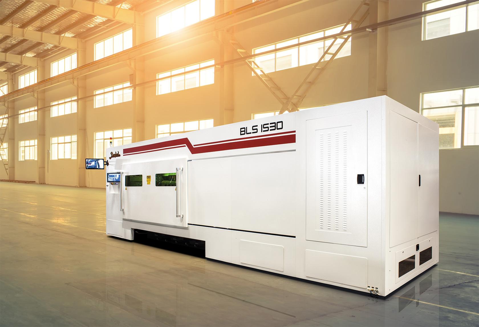 BAYKAL BLS1530 2kW-s fiber lézersugaras vágógép