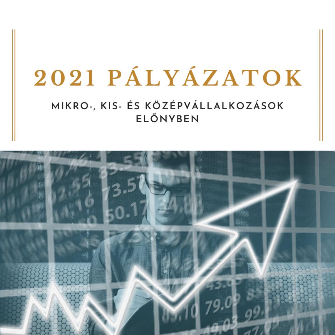 2021 pályázatok